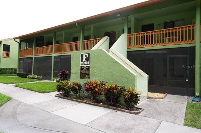 20921 Haulover Cove F7, Lutz, FL 33558 (MLS #W7817993) :: The Comerford Group