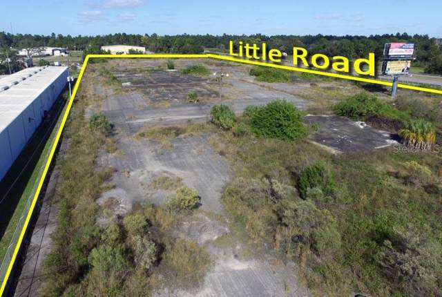 9411 Denton Avenue, Hudson, FL 34667 (MLS #W7818127) :: McConnell and Associates