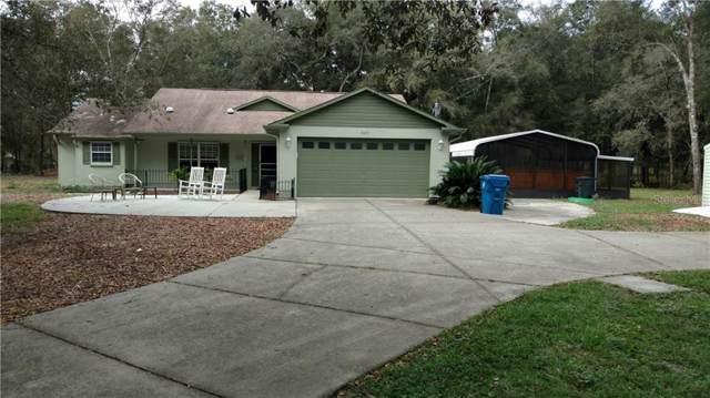 9377 Preston Road, Brooksville, FL 34601 (MLS #W7818131) :: Delgado Home Team at Keller Williams