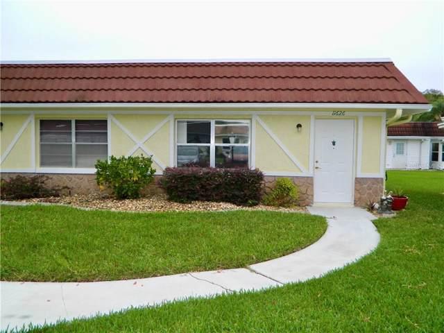 11626 Bayonet Lane 148-B, New Port Richey, FL 34654 (MLS #W7818166) :: Lovitch Realty Group, LLC