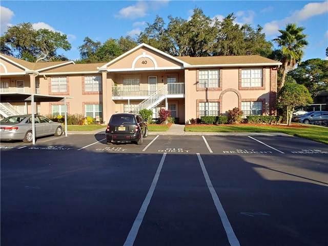 6635 Spring Flower Drive #14, New Port Richey, FL 34653 (MLS #W7818182) :: Lockhart & Walseth Team, Realtors