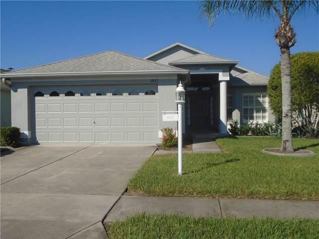 1837 Arbor Knoll Loop, Trinity, FL 34655 (MLS #W7818236) :: Delgado Home Team at Keller Williams