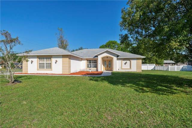 5412 Elwood Road, Spring Hill, FL 34608 (MLS #W7818292) :: The Light Team