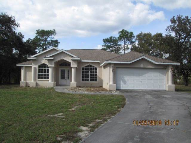 11137 Hyde Street, Weeki Wachee, FL 34614 (MLS #W7818535) :: Premium Properties Real Estate Services