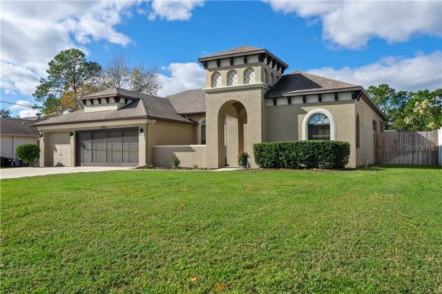 1233 Godfrey Avenue, Spring Hill, FL 34609 (MLS #W7818542) :: Premium Properties Real Estate Services