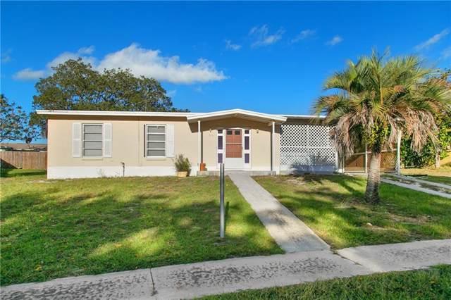 505 Hollyhock Lane, Spring Hill, FL 34606 (MLS #W7818549) :: Premium Properties Real Estate Services