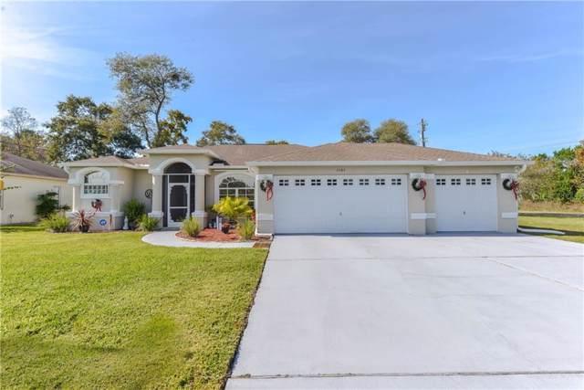 3101 Dumas Avenue, Spring Hill, FL 34609 (MLS #W7818581) :: Premium Properties Real Estate Services