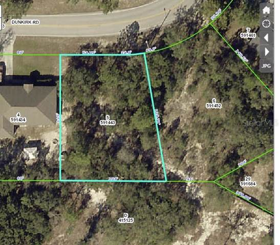 10298 Dunkirk Road, Spring Hill, FL 34608 (MLS #W7818603) :: Premium Properties Real Estate Services