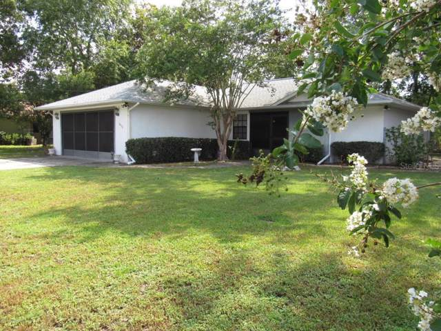 3450 Dow Lane, Spring Hill, FL 34609 (MLS #W7818712) :: The Duncan Duo Team