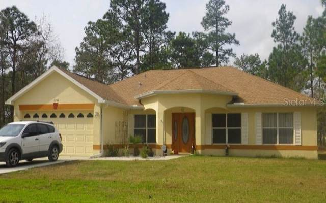15451 Green Jay Road, Weeki Wachee, FL 34614 (MLS #W7818795) :: The Duncan Duo Team