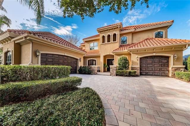 1051 Toscano Drive, Trinity, FL 34655 (MLS #W7818828) :: Delgado Home Team at Keller Williams