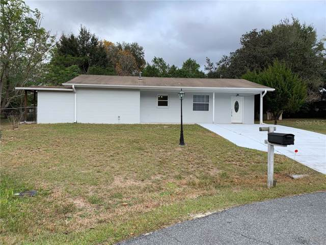 5 Silver Drive, Ocala, FL 34472 (MLS #W7818835) :: The Duncan Duo Team