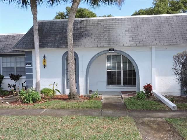 4218 Trucious Place D, New Port Richey, FL 34652 (MLS #W7819305) :: The Figueroa Team