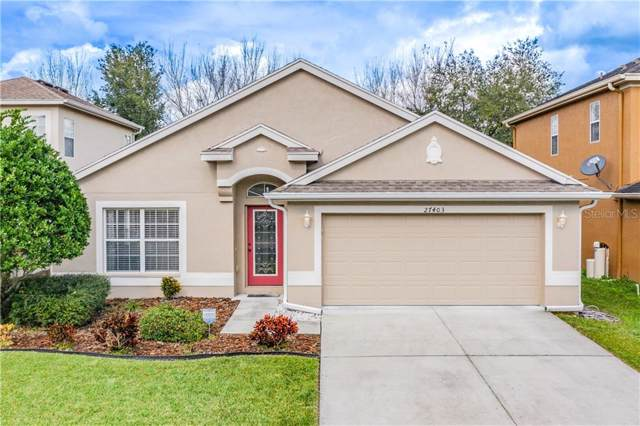 27403 Whispering Birch Way, Wesley Chapel, FL 33544 (MLS #W7819599) :: Team Bohannon Keller Williams, Tampa Properties