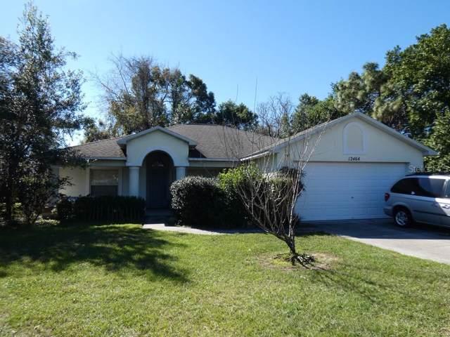 12464 Drysdale Street, Spring Hill, FL 34609 (MLS #W7819803) :: Armel Real Estate