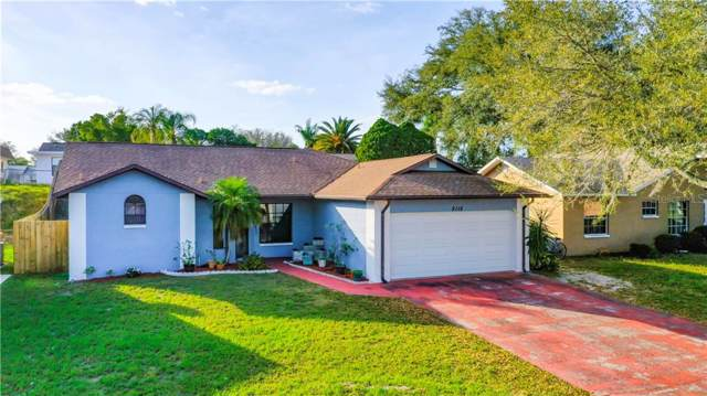 5115 Meadowlark Lane, New Port Richey, FL 34653 (MLS #W7819811) :: Gate Arty & the Group - Keller Williams Realty Smart