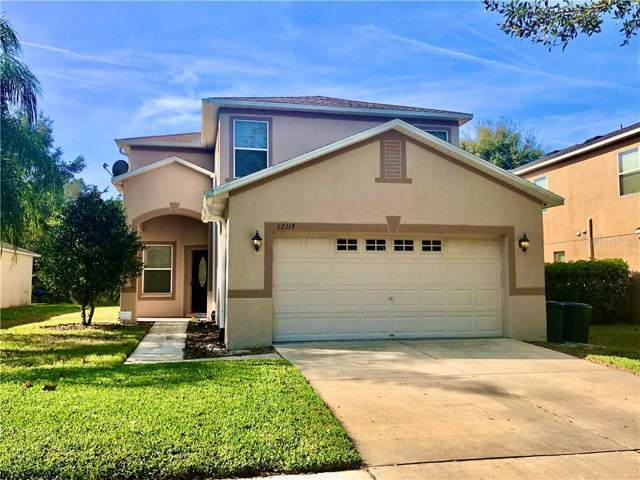 12119 Deertrack Loop, Spring Hill, FL 34610 (MLS #W7819823) :: McConnell and Associates