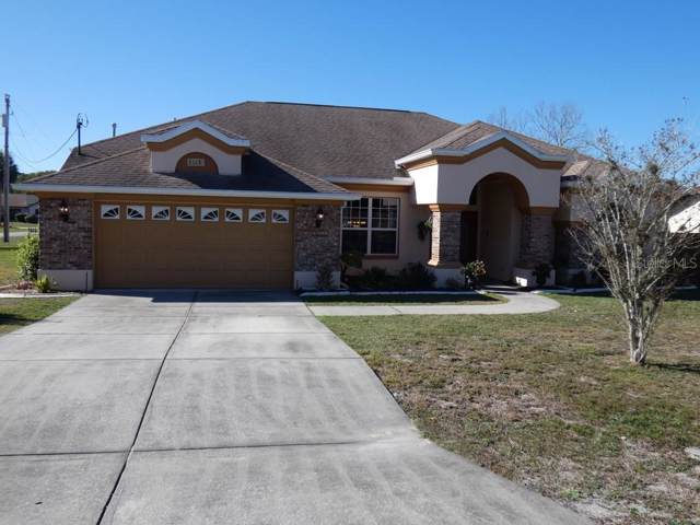5115 Freeport Drive, Spring Hill, FL 34606 (MLS #W7819900) :: Team Bohannon Keller Williams, Tampa Properties
