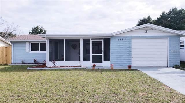 4804 Durney Street, New Port Richey, FL 34652 (MLS #W7819935) :: Team Borham at Keller Williams Realty