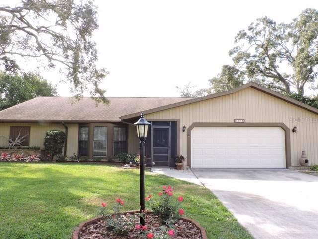 8264 Arab Lane, Spring Hill, FL 34608 (MLS #W7819936) :: Team Bohannon Keller Williams, Tampa Properties