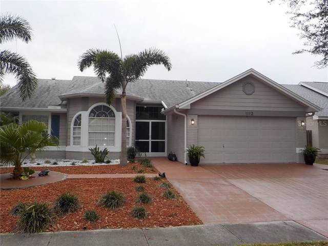 1112 Mainsail Drive, Tarpon Springs, FL 34689 (MLS #W7819958) :: Delgado Home Team at Keller Williams