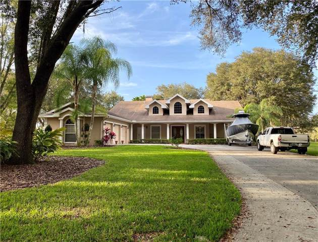1508 Newberger Road Road, Lutz, FL 33549 (MLS #W7819992) :: Team Bohannon Keller Williams, Tampa Properties