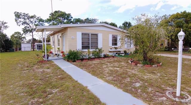 461 Merrimac Lane, Spring Hill, FL 34606 (MLS #W7820002) :: Team Bohannon Keller Williams, Tampa Properties