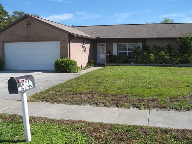 6740 Crossbow Lane, New Port Richey, FL 34653 (MLS #W7820005) :: Premier Home Experts