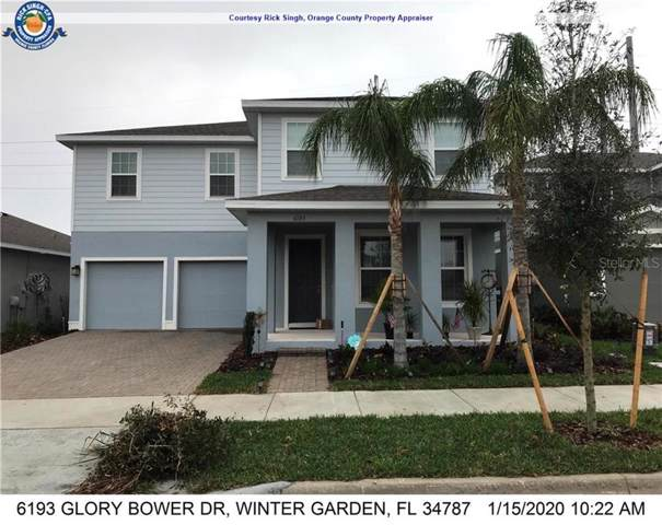 161 Glory Bower Drive, Winter Garden, FL 34787 (MLS #W7820023) :: Cartwright Realty