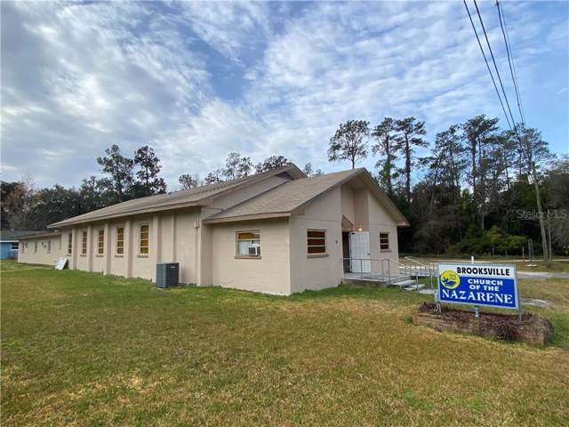 19384 Ingram Street, Brooksville, FL 34601 (MLS #W7820293) :: Pristine Properties