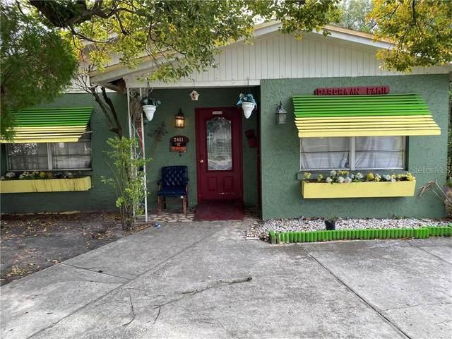 2611 E 17TH Avenue, Tampa, FL 33605 (MLS #W7820544) :: The Duncan Duo Team