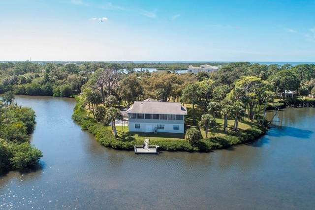 7012 Manor Beach Road, New Port Richey, FL 34652 (MLS #W7820590) :: The Duncan Duo Team