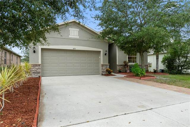 479 Winthrop Drive, Spring Hill, FL 34609 (MLS #W7820676) :: Lovitch Group, LLC