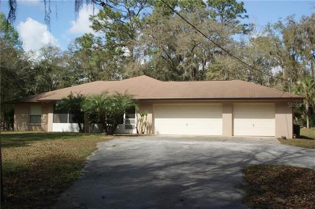 16075 Centralia Road, Brooksville, FL 34614 (MLS #W7820724) :: Gate Arty & the Group - Keller Williams Realty Smart