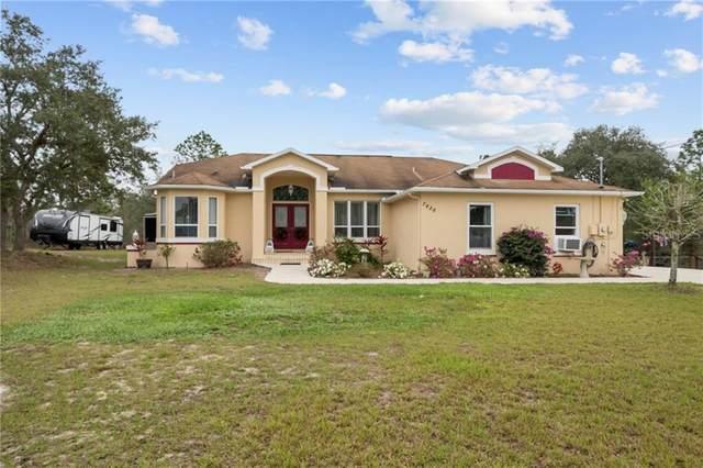 7438 Madrid Road, Weeki Wachee, FL 34613 (MLS #W7820751) :: Homepride Realty Services