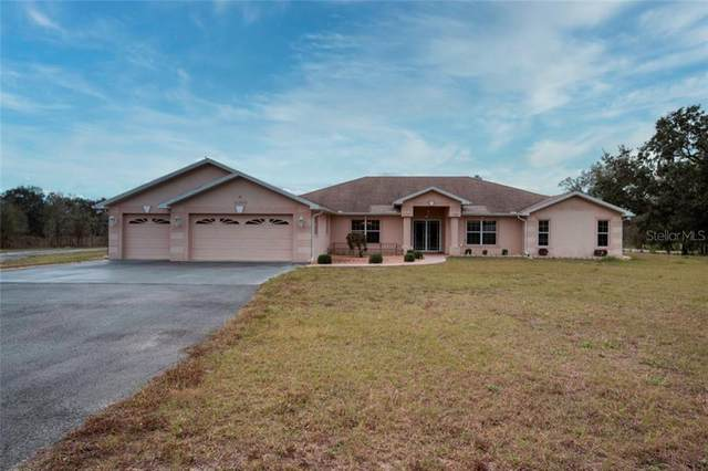 14330 Amero Lane, Spring Hill, FL 34609 (MLS #W7820775) :: GO Realty