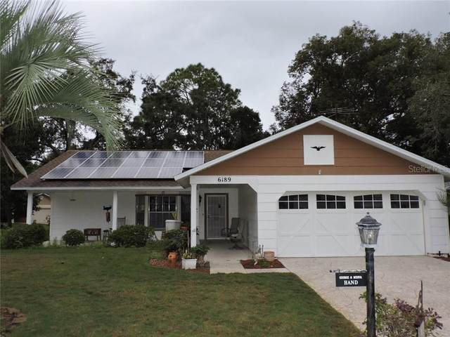 6189 Burning Tree Lane, Spring Hill, FL 34606 (MLS #W7820793) :: Team Pepka