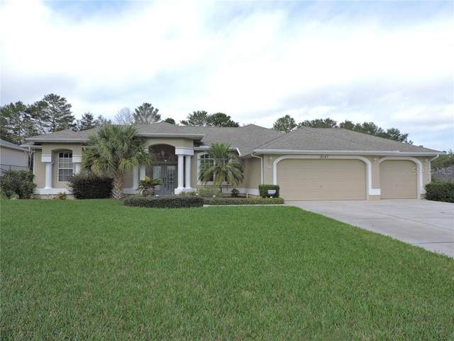 10147 Hernando Ridge Road, Weeki Wachee, FL 34613 (MLS #W7820817) :: Florida Real Estate Sellers at Keller Williams Realty