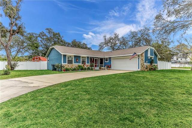 2070 Coachman Road, Spring Hill, FL 34608 (MLS #W7820894) :: Sarasota Home Specialists