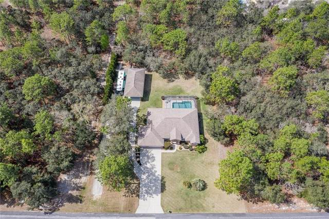 2020 W Tall Oaks Drive, Beverly Hills, FL 34465 (MLS #W7820898) :: The Light Team