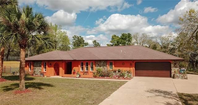 1490 Glenridge Drive, Spring Hill, FL 34609 (MLS #W7820938) :: EXIT King Realty