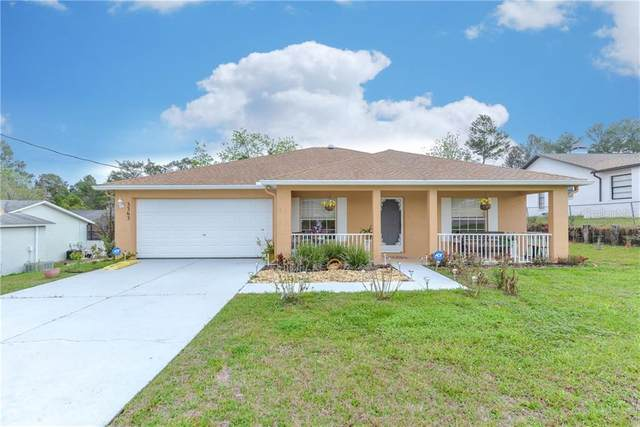 3363 Coronet Court, Spring Hill, FL 34609 (MLS #W7821056) :: Griffin Group