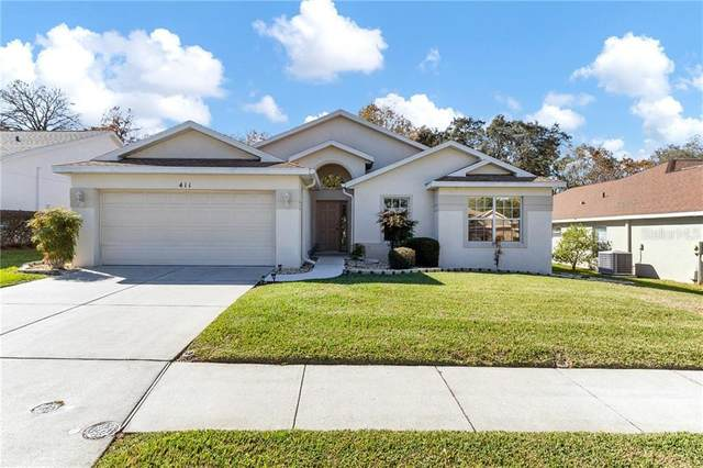 411 Quane Avenue, Spring Hill, FL 34609 (MLS #W7821081) :: Griffin Group