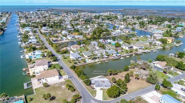 4453 Bimini Drive, Hernando Beach, FL 34607 (MLS #W7821288) :: Lockhart & Walseth Team, Realtors