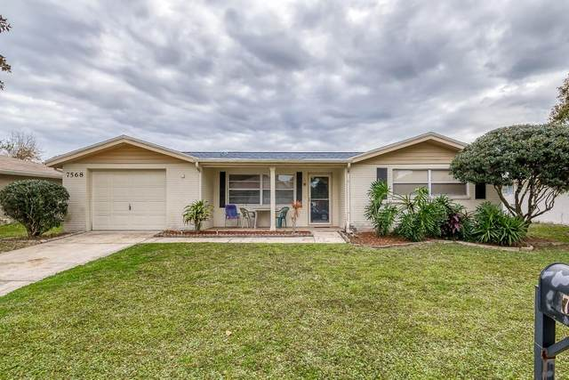 7568 Holly Lake Lane, New Port Richey, FL 34653 (MLS #W7821410) :: The Duncan Duo Team