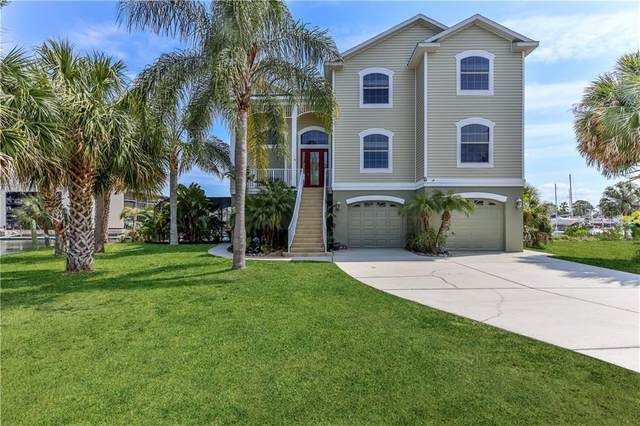 4063 Centavo Court, Hernando Beach, FL 34607 (MLS #W7821656) :: The Light Team