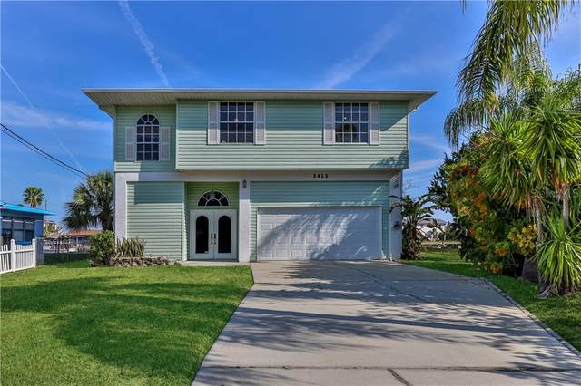 3413 Mangrove Drive, Hernando Beach, FL 34607 (MLS #W7821710) :: Lockhart & Walseth Team, Realtors