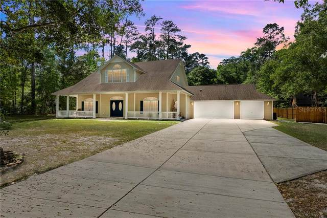 5079 Cedar Lane, Brooksville, FL 34601 (MLS #W7821854) :: Sarasota Home Specialists