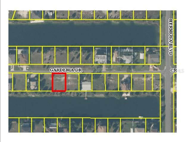 0 Gardenia Drive Lot 8, Hernando Beach, FL 34607 (MLS #W7821889) :: The Light Team