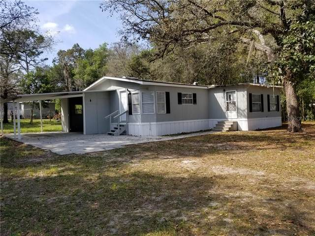 2628 E Earth Street, Inverness, FL 34453 (MLS #W7821916) :: KELLER WILLIAMS ELITE PARTNERS IV REALTY
